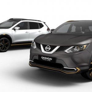 Nissan SUVs Custom 4