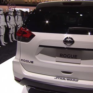 Nissan Rogue Marketing Manager