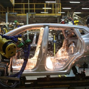 new nissan qashqai production starts
