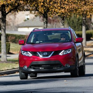 Nissan Rogue Sport 2018.5 Safety Update